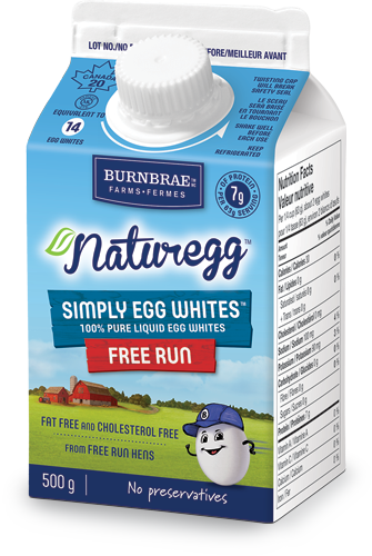 Naturegg Simply Egg Whites Free Run